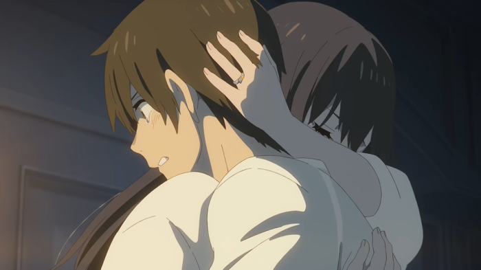 Tenki No Ko: Weathering With You Opening Scene video w/Englishsubtitles
