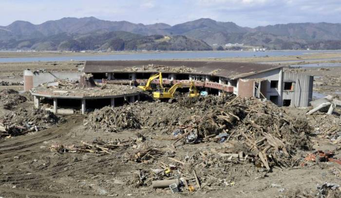 The Town That Was Washed Away: 8 Years After The Great Tohoku Earthquake (a photoessay)
